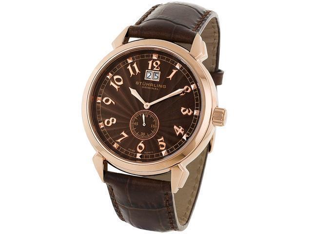Stuhrling Original Eternal Sunrise II Swiss Quartz Watch 50D.3345K59
