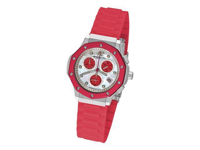 Stuhrling Original Women's Cosmo Girl Quartz Chronograph Watch 180R.1116A7