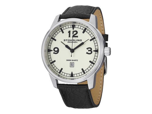 Stuhrling Original Men's 1129Q.02 Condor Date