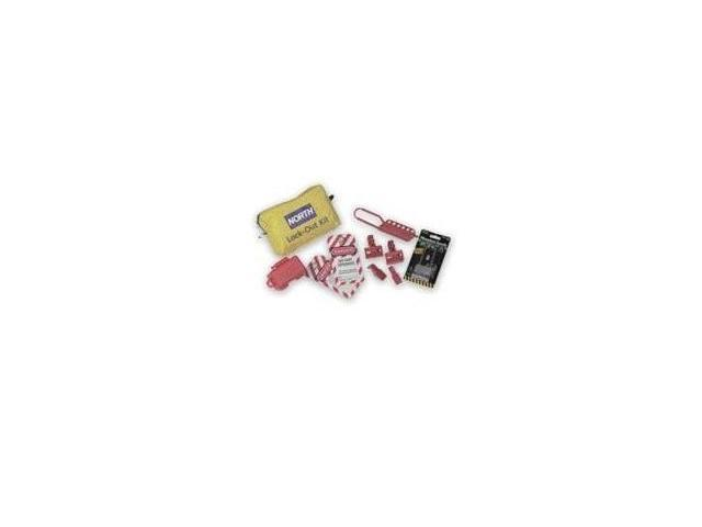 North Safety LK111FE Electrical Lockout/Tagout Pouch