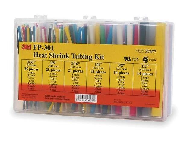 37677 Heat-Shrink Tubing Kit