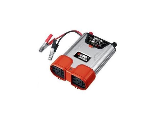 Black & Decker PI800BB 800 Watt Install Inverter