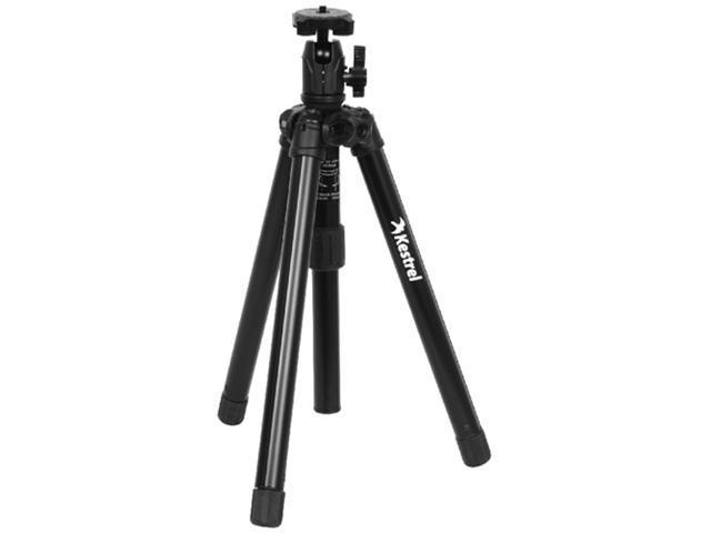 Kestrel 0792 Kestrel Collapsible Tripod, Color: Black