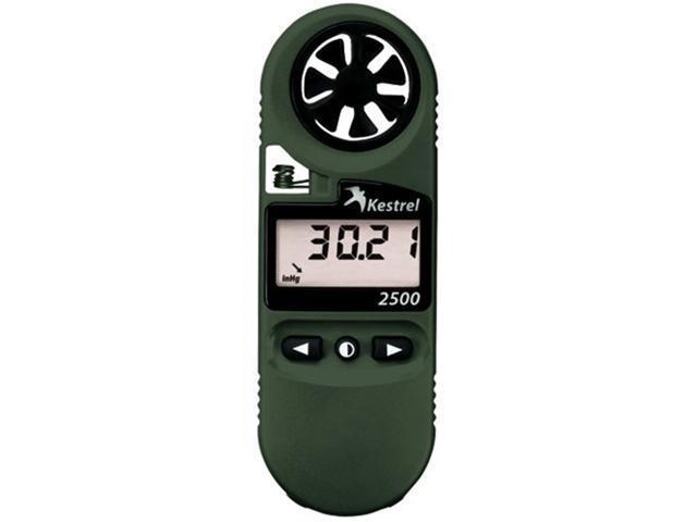 Kestrel 2500NV Pocket Weather Meter Olive Drab