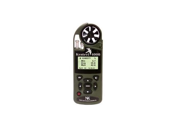 Kestrel 4000NV Pocket Weather Tracker Olive Drab