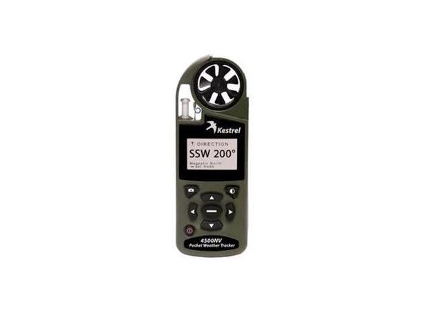 Kestrel 4500NV Pocket Weather Tracker Olive Drab