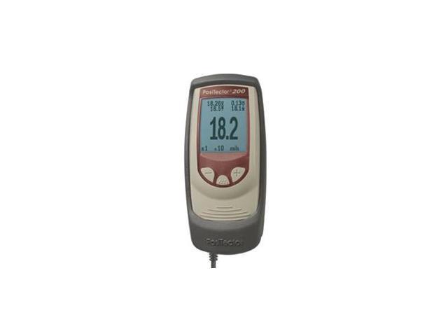 DeFelsko 200CSTD PosiTector 200 C Standard Coating Thickness Gauge