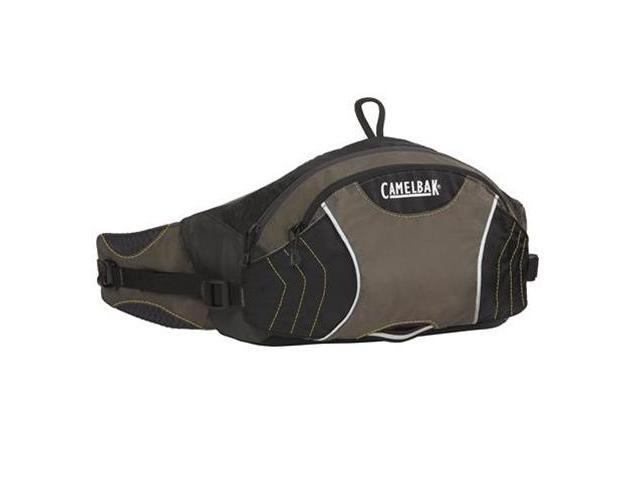 Camelbak 61662 FlashFlo LR Hydration Pack, 50 oz, Black/Dark Gull Grey