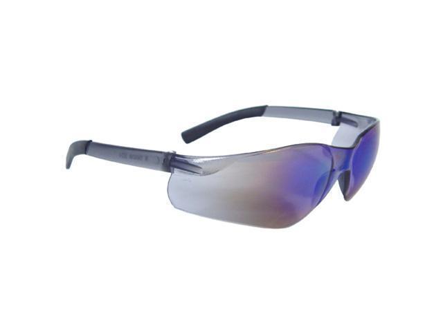 Radians AT1-70 Vision Protection, Rad-Atac, Blue Mirror Lens