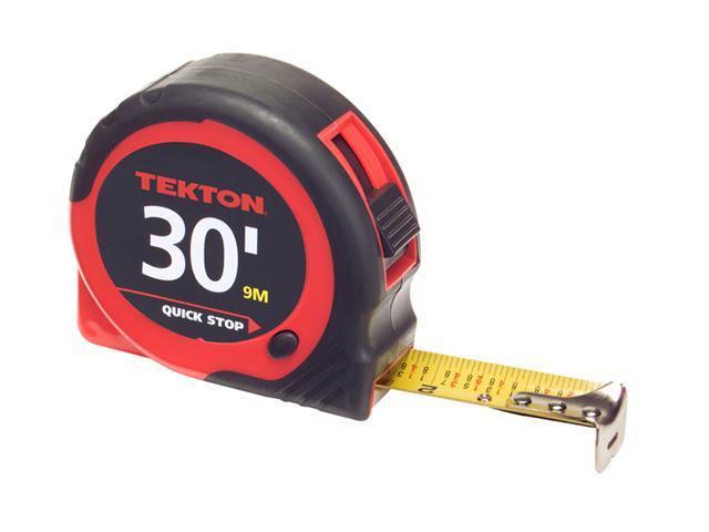 """Tekton 71954 30' x 1"""" Tape Measure"""