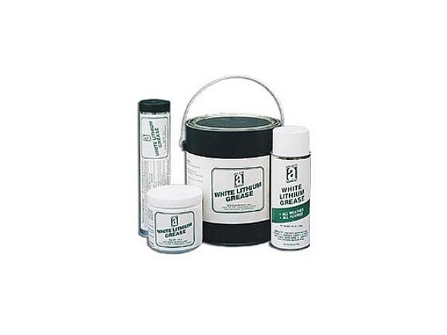 Anti-Seize 17120 WHITE LITHIUM GREASE 16 oz. aerosol can (12 oz. net wt.)