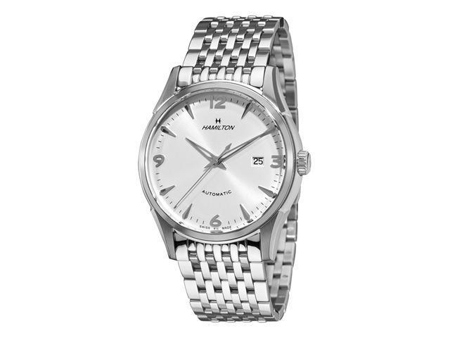 Hamilton Men's Timeless Classic Thin-O-Matic Silver Face Watch