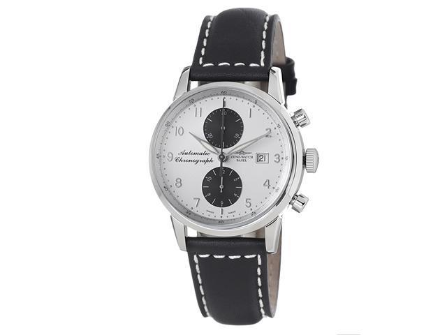 Zeno Mens Magellano Silver Dial Chronograph Automatic Watch