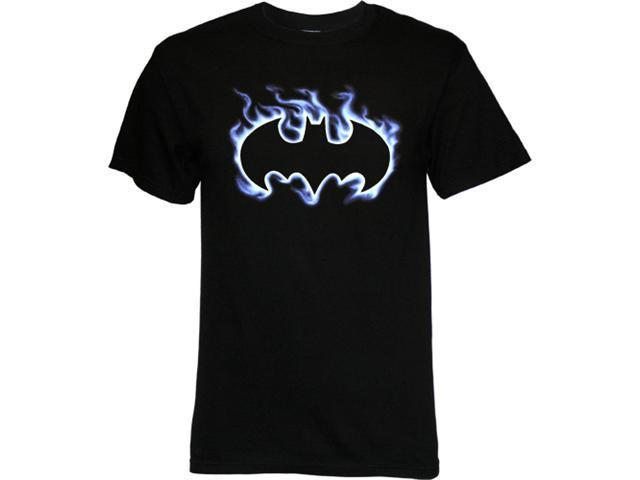 Batman Flame Logo Men's T-Shirt