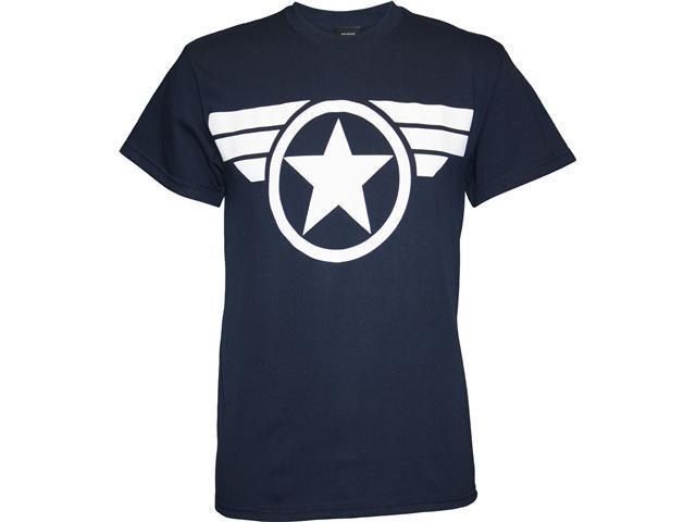 Captain America Symbol Good Ol' Steve Men's T-Shirt
