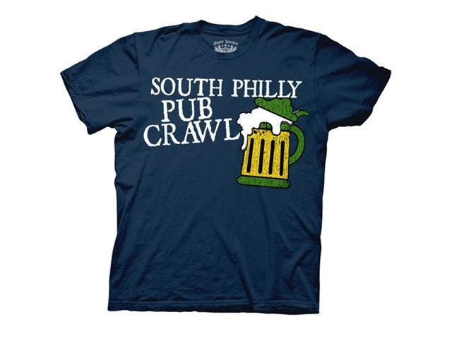 It's Always Sunny in Philadelphia South Philly Pub Crawl Men's T-Shirt