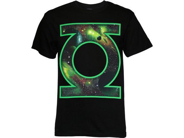 Green Lantern Symbol Space Within Men's T-Shirt