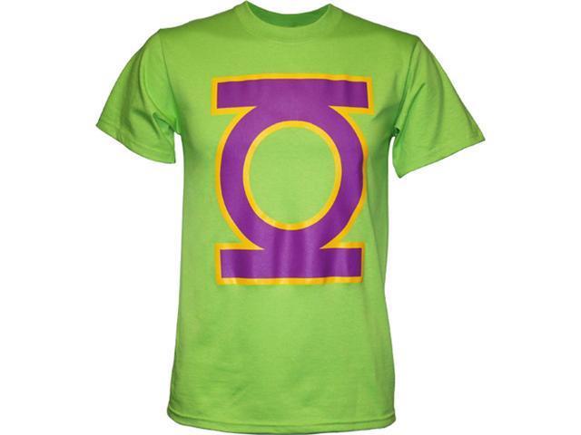 Green Lantern Bright Logo Men's T-Shirt