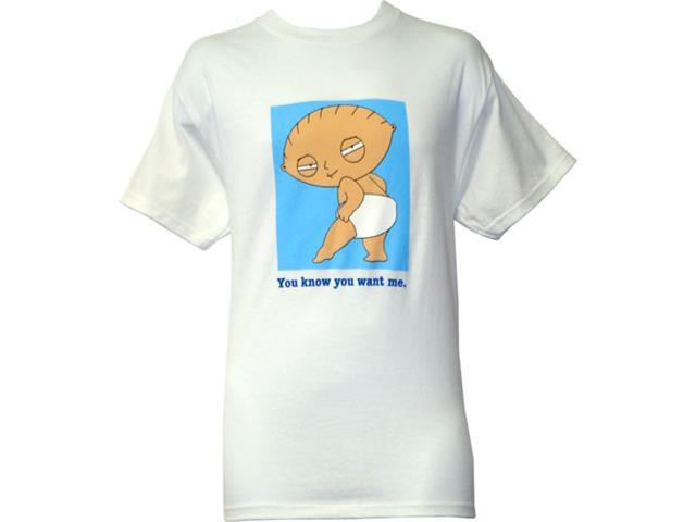 Family Guy Stewie You Know You Want Me Men's T-Shirt