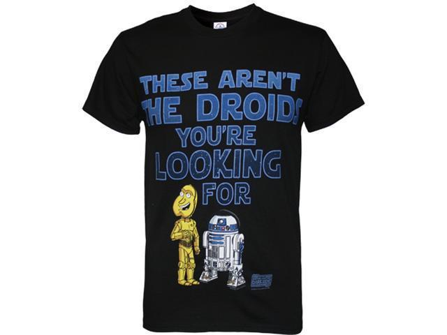 Family Guy Dark Side Droids Men's T-Shirt