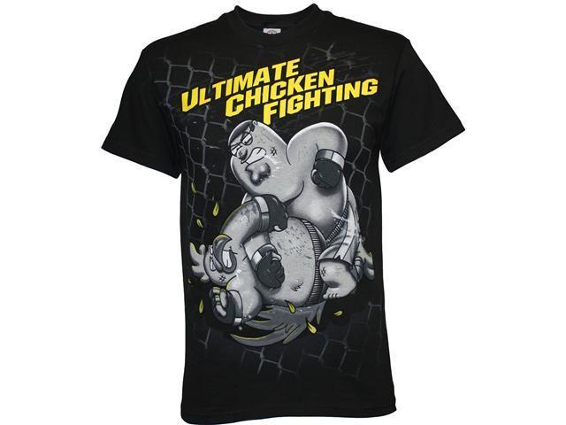 Family Guy Ultimate Chicken Fighting Men's T-Shirt