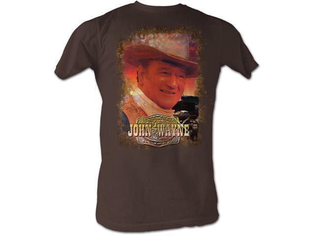 John Wayne Buckle Men's T-Shirt