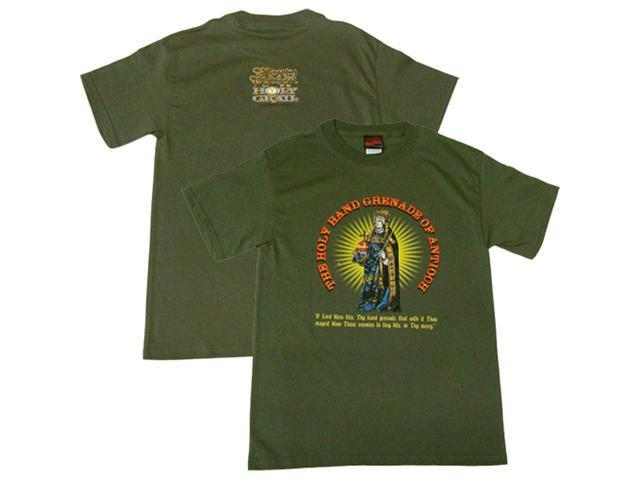 Monty Python and the Holy Grail Holy Hand Grenade of Antioch Men's T-Shirt