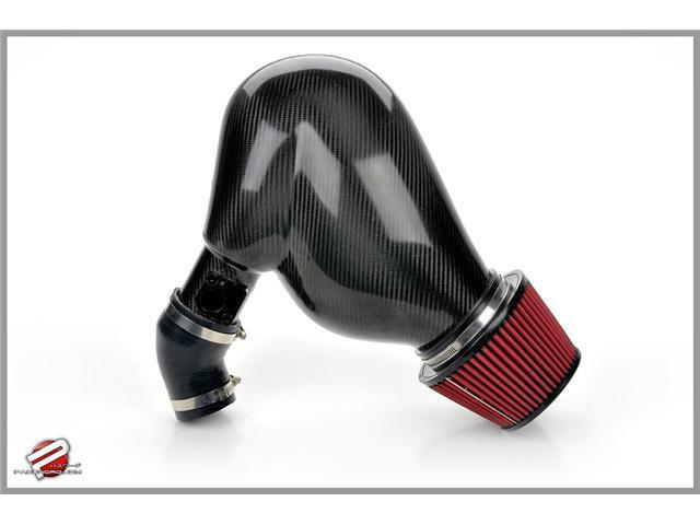 Password:JDM Dry Carbon Fiber PowerChamber Intake 06+ Civic Si