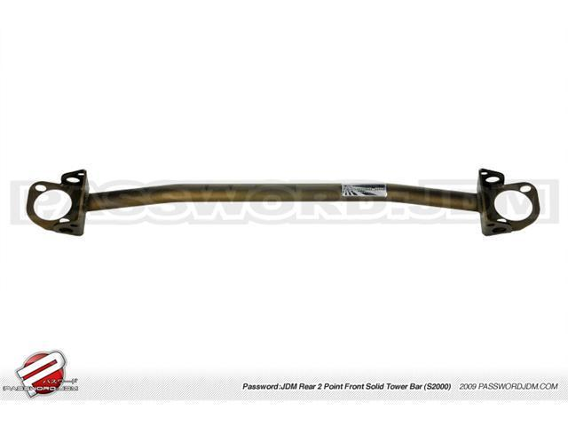 Password:JDM 2 Point Front Strut Tower Bar 00-09 S2000 (Bronze)