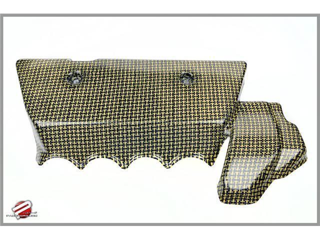 Password:JDM Dry Carbon Kevlar Intake Manifold Cover V.1 (K-Series DC5 / EP3)