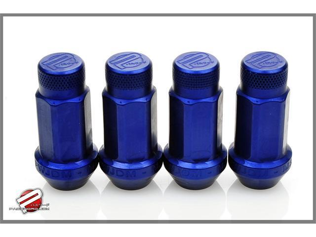 Password:JDM Aluminum Lug Nuts Blue (20 Pack Extended Close End) 12 x 1.5