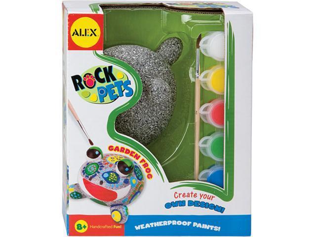 Alex Toys Garden Frog Rock Pets Paint Kit