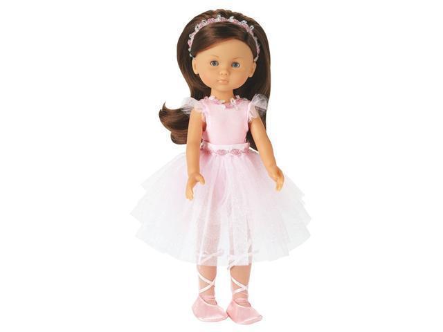 Corolle Les Cheries Fashion Doll, Ballerina Chloe - 13 Inch