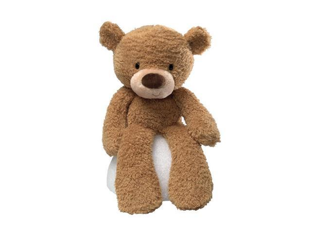 Enesco Fuzzy Beige Bear Plush - 13.5 Inches