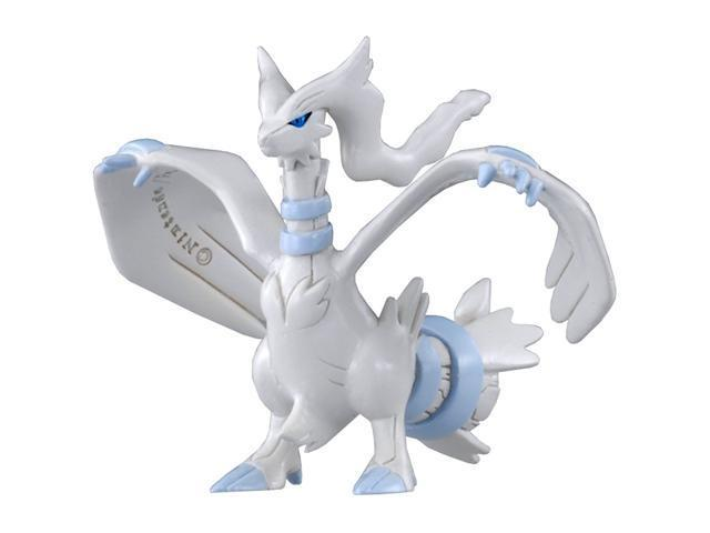 Pokemon Monster Collection Mini Figure, Takaratomy Reshiram - 2 Inch
