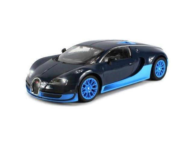 licensed bugatti veyron 16 4 grand sport vitesse electric rc car big 1 12 scale rtr w bright. Black Bedroom Furniture Sets. Home Design Ideas