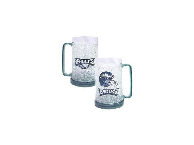 Philadelphia Eagles NFL Crystal Freezer Mug