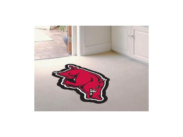Approx. 3 ft x 4 ft Arkansas Mascot Mat