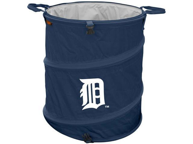 Detroit Tigers Mlb Collapsible Trash Can