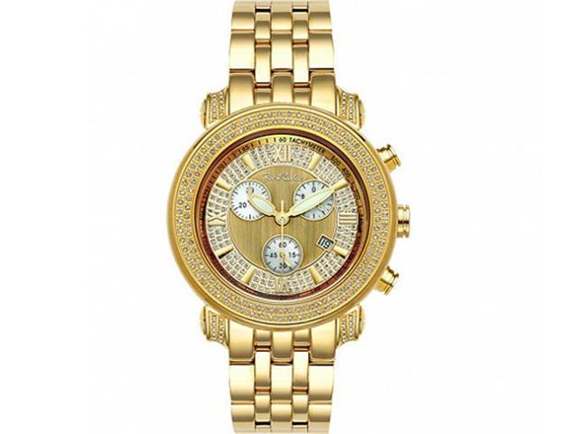 JoJo Joe Rodeo Tyler Diamond Watch 2.00ct Yellow Gold