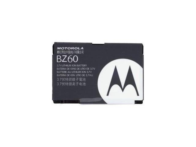 Motorola OEM BZ60 BATTERY FOR RAZR V3c V3xx V6 MAXX