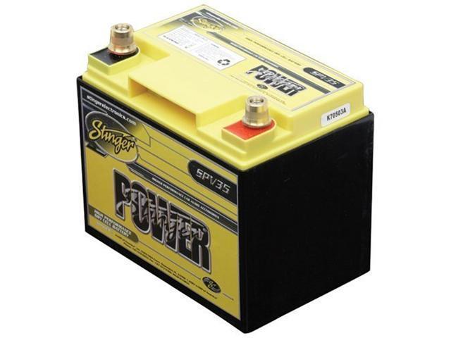 Stinger SPV35 Power Series 525-Amp Battery