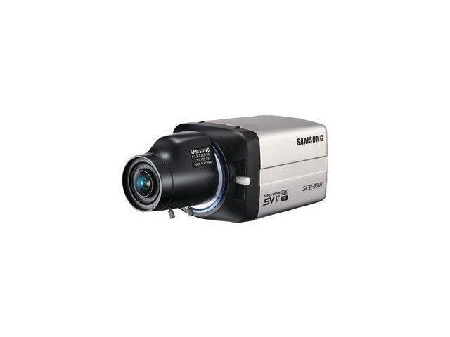 SCB-3001 Surveillance/Network Camera