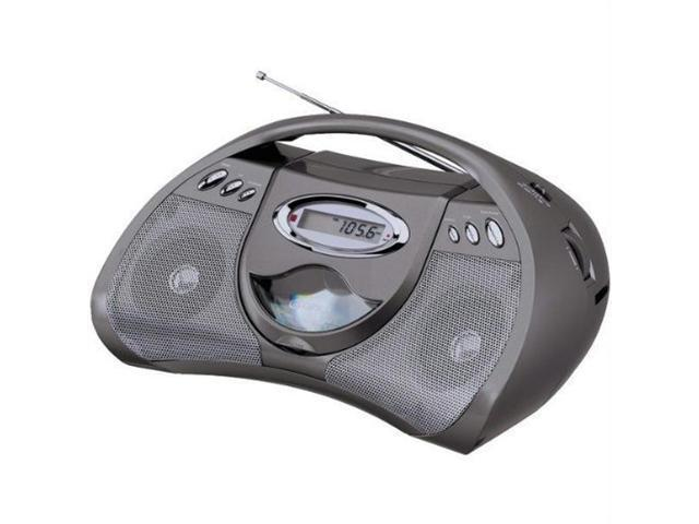Gpx Bcd2306blk Boombox & Cd Player