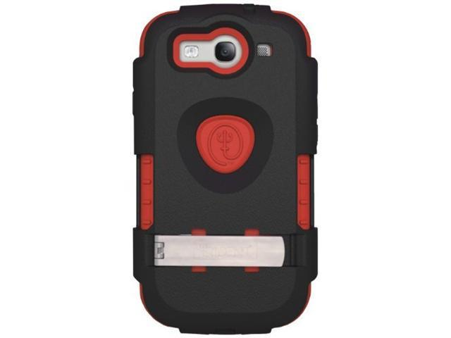 TRIDENT AMS-I9300-RD Samsung(R) Galaxy S(R) III Kraken A.M.S. Series(TM) Case with Belt Clip Holster (Red)