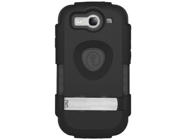 TRIDENT AMS-I9300-BK Samsung(R) Galaxy S(R) III Kraken A.M.S. Series(TM) Case with Belt Clip Holster (Black)