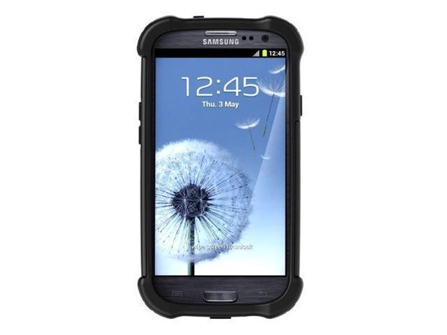 Ballistic SX0932-M005 SG MAXX for Samsung Galaxy SIII/S3  - 1 Pack - Retail Packaging - Black