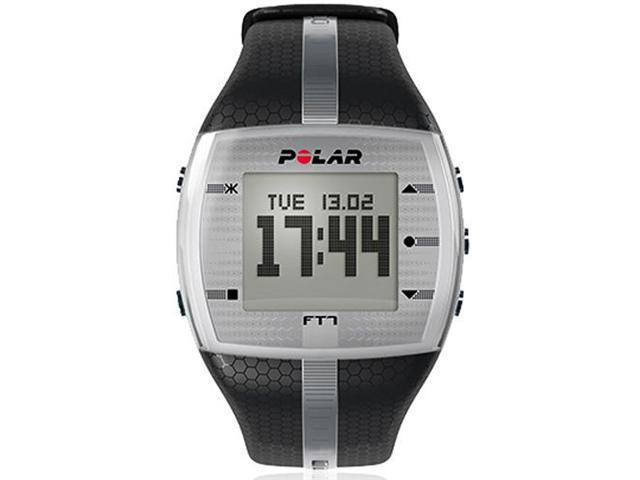 Polar FT7F 90036746 Heart Rate Monitor Black Silver