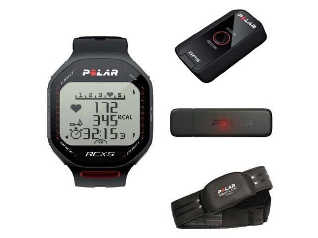 Polar RCX5 G5 GPS Heart Rate Running Monitor Computer Watch 90038888