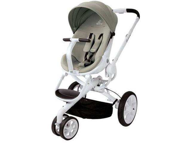 Quinny CV078BFV Moodd Stroller  Natural Delight